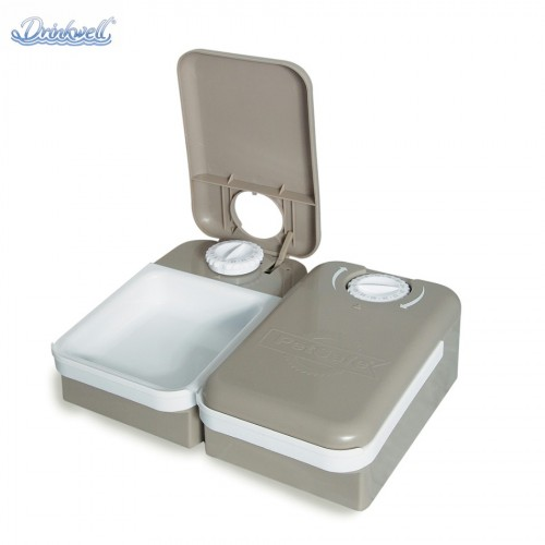 Petsafe Eatwell™ 2 Meal Pet Feeder