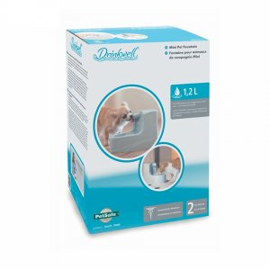 Drinkwell® Mini Pet Cat and Dog Water Fountain